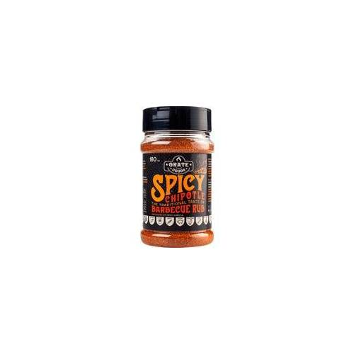 Grate Goods Premium Spicy Chipotle BBQ Rub, Gewürz