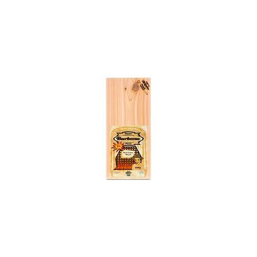 Axtschlag Grillbretter Western Red Cedar (Rotzeder) XL, Aroma-Holz