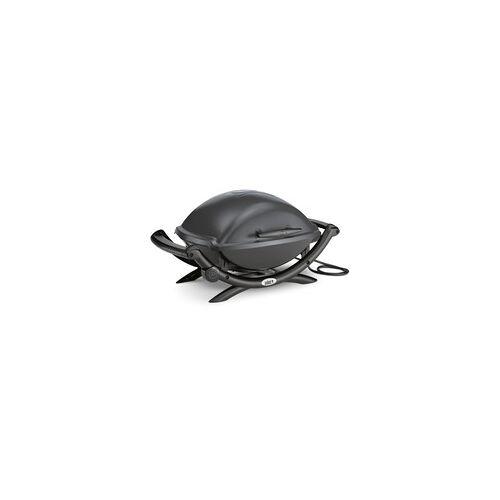 Weber Elektrogrill Q 2400, Dark Grey