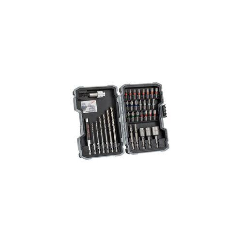 Bosch Metallbohrer-und Bit-Set Extra Hard, 35-teilig, Bohrer- & Bit-Satz