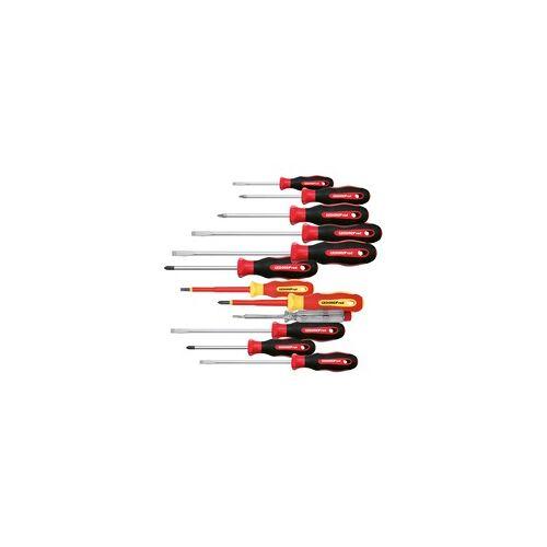 Gedore Red 2K-Schraubendreher-Satz XXL, 12-teilig