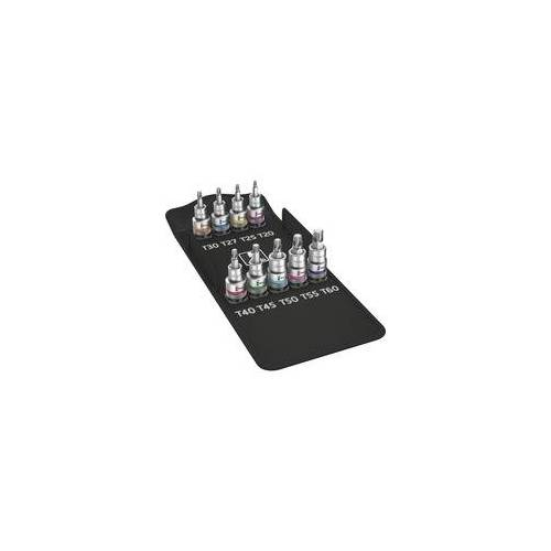 Wera Steckschlüssel Bit-Nuss Satz 8767 C TORX HF 1