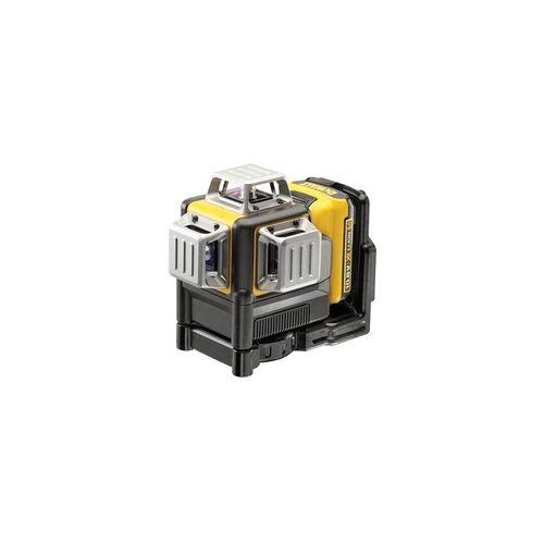 Dewalt Multilinienlaser 3x360° DCE089D1G-QW, 10,8Volt, Kreuzlinienlaser