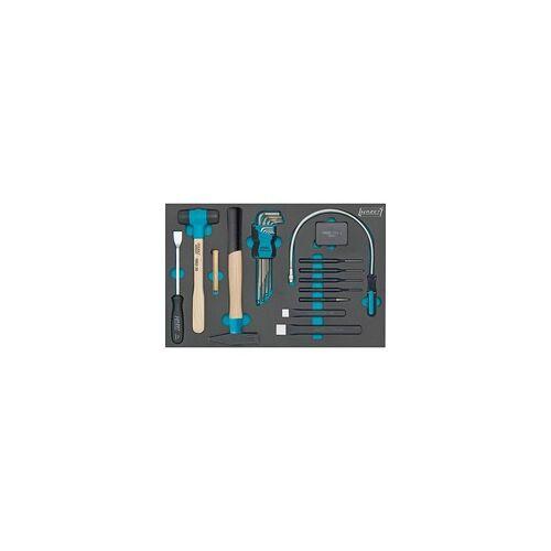 Hazet Werkzeug-Satz 163-60/22, Werkzeug-Set