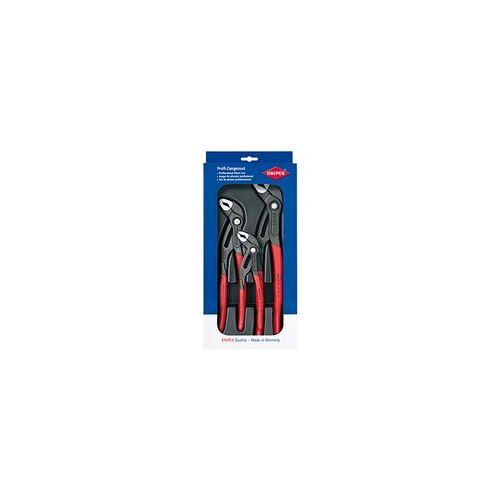 Knipex Cobra-Paket 00 20 09 V02, Zangen-Set