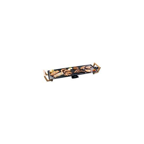 Bestron Teppanyaki XL ABP603BB, Elektro-Grillplatte