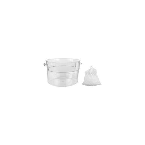 Caso SousVide Behälter-Set, Topf