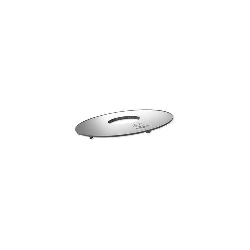 Moesta BBQ Disk Plancha, Feuerplatte für Kugelgrills, Grillplatte