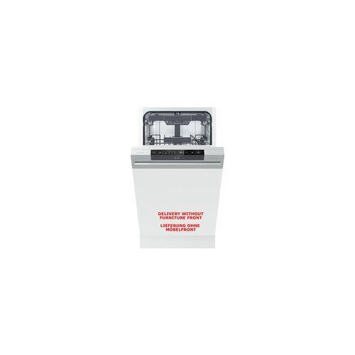 Gorenje GI561D10S, Spülmaschine