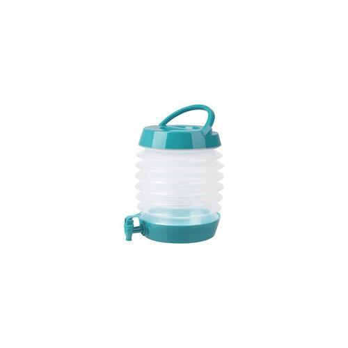 Camp4 Faltbarer Wasserspender 5,5Liter, Wasserbehälter
