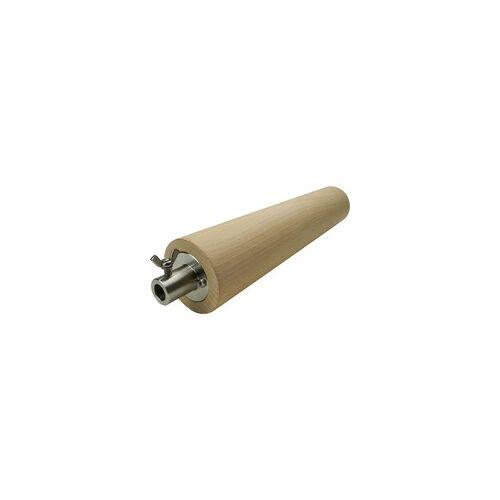 Moesta FeuerWalze - Buchenholzrolle für Baumstriezel 13,8mm, Spieß