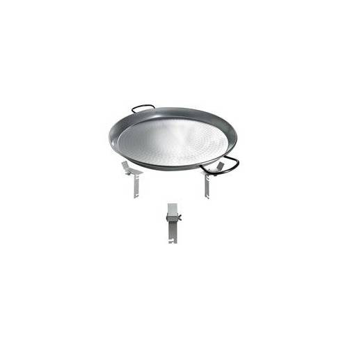 Moesta PAN''BBQ Set für Smokin'' PizzaRing, für 57cm Kugelgrill, Pfanne