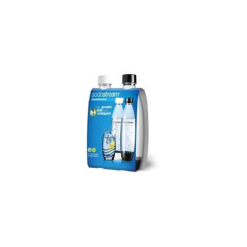 SodaStream PET-Flasche Fuse 1 Liter Duopack, Trinkflasche