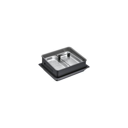 NEFF Dampfset Z19DD10X0 für Backöfen, Dampfgareinsatz