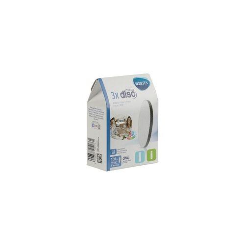 Brita MicroDisc Filter 3er Pack, Wasserfilter