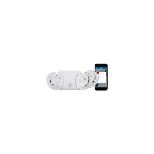 Homematic IP Starterset Rauchwarnmelder (HmIP-SK4), Rauchmelder