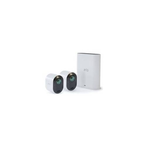 Arlo Ultra Wireless System 2 Cams, Überwachungskamera