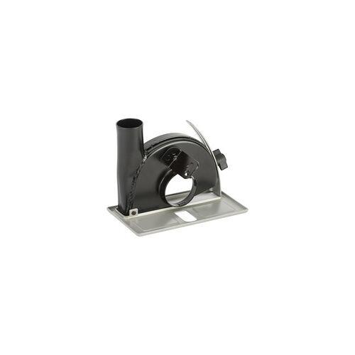 Bosch Absaughaube mit Führungsschlitten, Ø 115/125mm, Staubsauger-Aufsatz