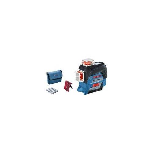 Bosch Linienlaser GLL 3-80 C Professional, Kreuzlinienlaser