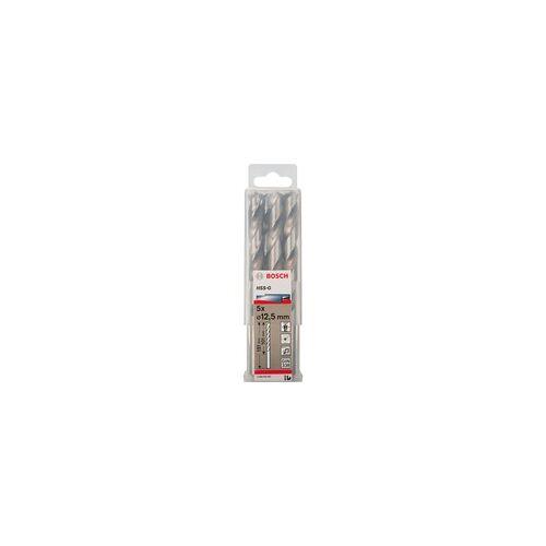 Bosch Metallbohrer HSS-G, DIN 338, Ø 12,5mm