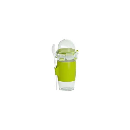 Emsa CLIP & GO Yoghurt Mug, Becher