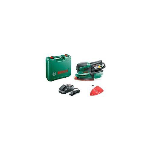 Bosch Akku-Multischleifer PSM 18 LI, 18Volt, Deltaschleifer