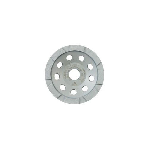 Bosch Diamant-Topfscheibe Standard for Concrete, 115mm, Schleifscheibe
