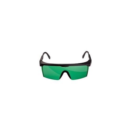 Bosch Lasersichtbrille Grün, Schutzbrille