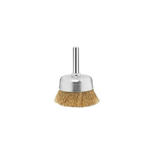 Bosch Topfbürste 50mm, vermessingt