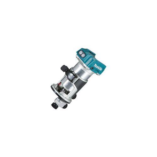 Makita Akku-Multifunktionsfräse DRT50Z, 18Volt, Fräsmaschine