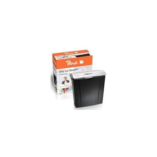Peach Strip Cut Schredder PS400-02, Aktenvernichter