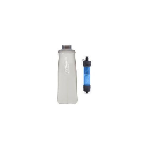 LifeStraw Flex Wasserfilter + Trinkflasche 0,65 Liter