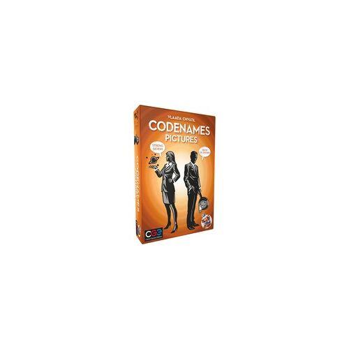 Asmodee Codenames Pictures, Kartenspiel