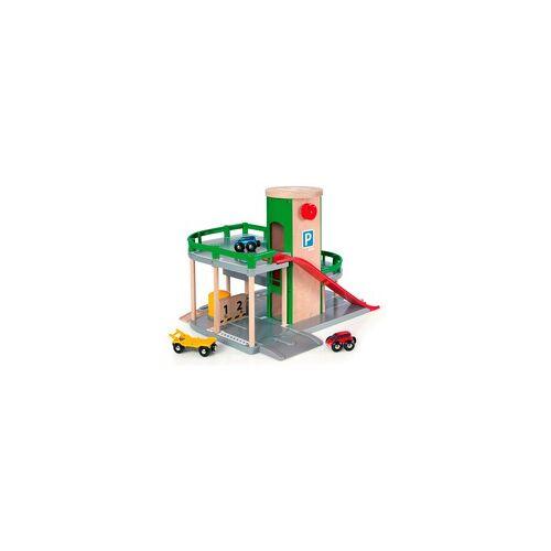BRIO World Parkhaus, Straßen & Schienen, Spielgebäude