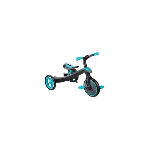 GLOBBER Dreirad Explorer 2 in 1, Kinderfahrzeug
