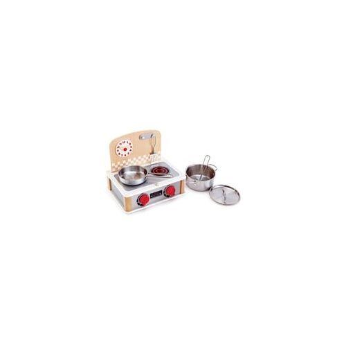 Hape 2-in-1 Küchen- & Grill-Set , Puppenzubehör