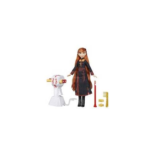 Hasbro Die Eiskönigin 2 - Hair Play Doll Anna, Puppe