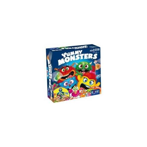 Huch! Yummy Monsters, Brettspiel