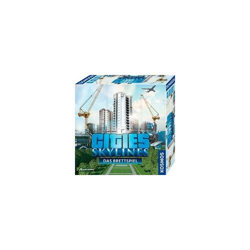 Kosmos Cities Skylines, Brettspiel