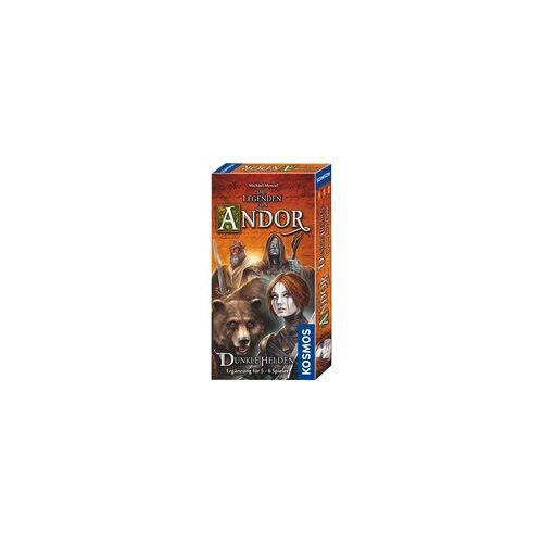 Kosmos Die Legenden von Andor - Dunkle Helden, Brettspiel