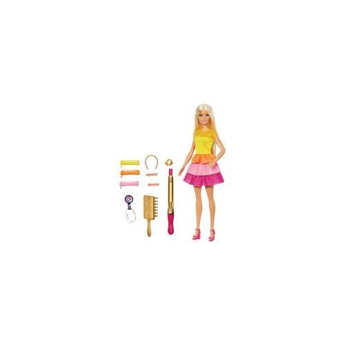 Mattel Barbie Locken-Style Puppe (blond)