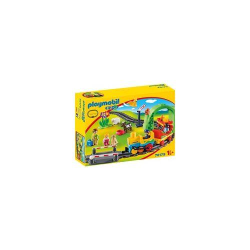 PLAYMOBIL 70179 Meine erste Eisenbahn, Konstruktionsspielzeug