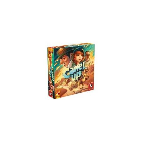 Pegasus Camel Up 2nd Edition, Brettspiel