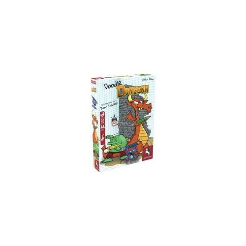 Pegasus Doodle Dungeon, Brettspiel