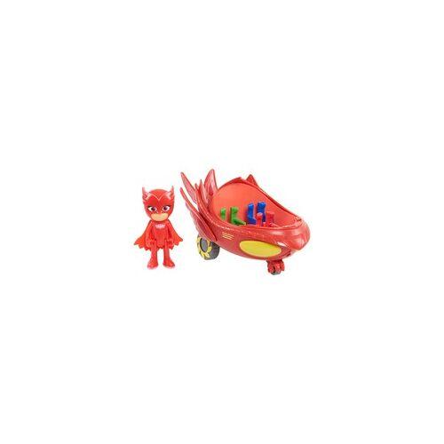 Simba PJ Masks Eulette mit Eulengleiter, Spielfigur