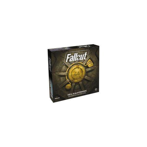 Asmodee Fallout: Das Brettspiel - Neu-Kalifornien