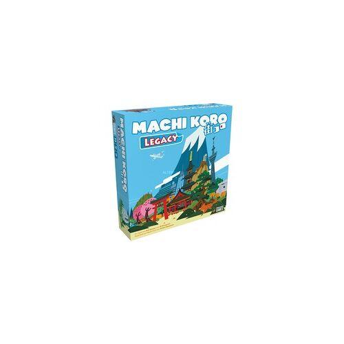 Asmodee Machi Koro Legacy, Brettspiel