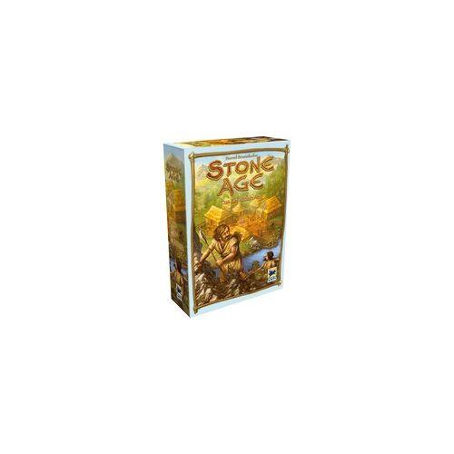 Asmodee Stone Age: Das Ziel ist dein Weg, Brettspiel