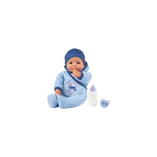 Bayer Design Hello Baby Boy Funktionspuppe