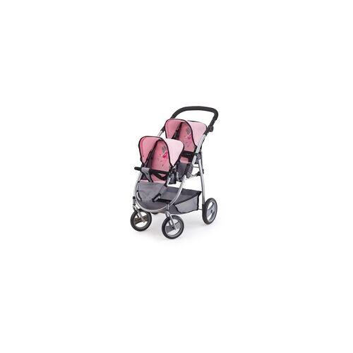 Bayer Design Zwillingswagen, Puppenwagen